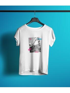 Damski T-shirt A.Ch. Glany