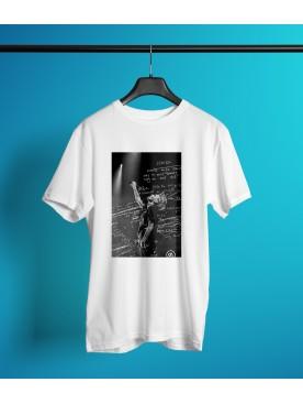 Damski T-Shirt Koncertowy...