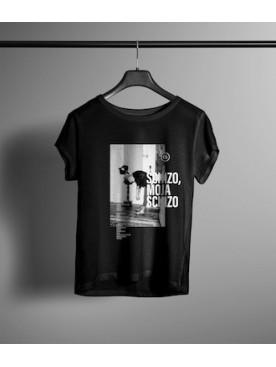 Damski T-shirt SCHIZO MOJA...