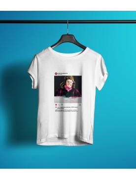 Damski T-shirt Zdzisław...