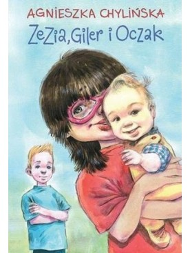 """Książka """"Zezia, Giler i Oczak"""" z autografem"""