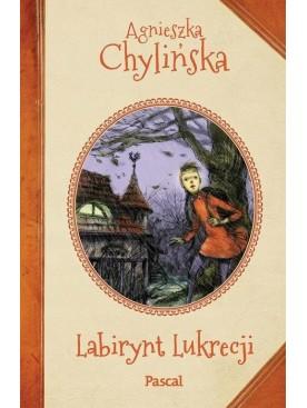 """Książka """"Labirynt Lukrecji""""..."""