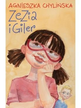 """Książka """"Zezia i Giler"""" z..."""