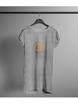 Tunika/sukienka z nadrukiem CH - Złota Kolekcja
