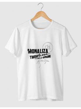 """T-shirt """"Monaliza Twoich..."""