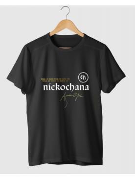 "Męski T-shirt ""Niekochana""..."