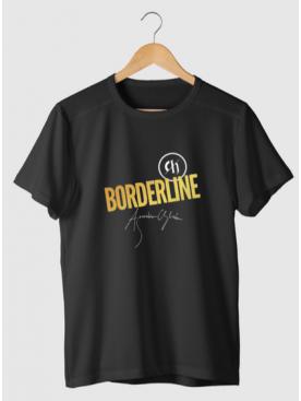"Męski T-shirt ""Borderline""..."