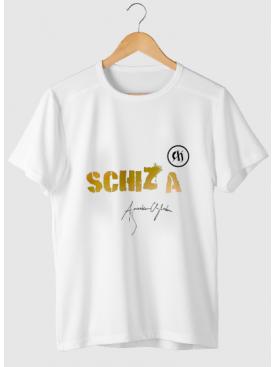 """Męski T-shirt """"Schiza"""" - Złota Kolekcja 25lat"""