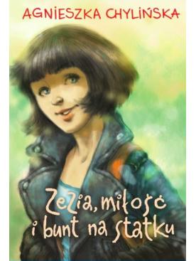 """Książka """"Zezia, miłość i..."""