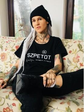 "T-shirt ""Szpetot"" - Złota Kolekcja 25lat - oversize"